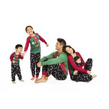selfie family pajamas walmart