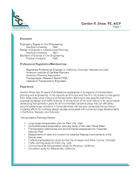 Best Example Of Resume Format by Civil Engineer Fresher Doc Make Resume Contract Mechanical