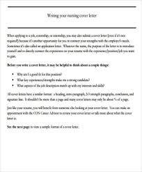 nurse advisor cover letter