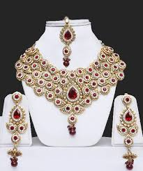 fashion necklace sets images Fashion jewellery fashion wedding jewellery online jpg
