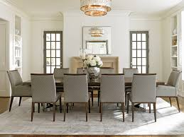 Custom Upholstered Dining Chairs Macarthur Park Collina Upholstered Side Chair Lexington Home Brands