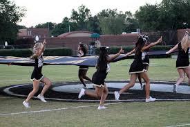 Spin Flag Varsity Cheerleaders Work Tirelessly In Preserving Flag Tradition
