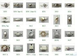 clasp necklace types images 34 earring clasp types types of clasps for your jewelry learn to jpg