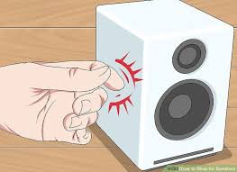 How To Build A Speaker Cabinet How To Shop For Speakers 14 Steps With Pictures Wikihow