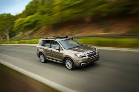 subaru forester 2016 2017 subaru forester gas mileage inches up