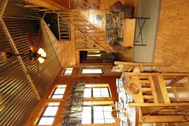 log home interior lelands log cabins