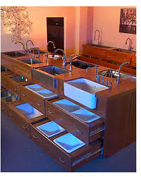 Bathroom Fixtures Showroom Aqua Kitchen And Bath Fixture Showroom