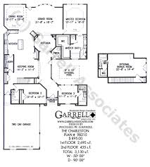 single level house plans with courtyard house design plans