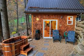 tiny mountain cottage in nc