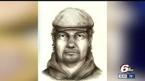 sketch photo and audio of man wanted in connection to murders of