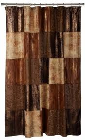 Brown Floral Shower Curtain Catchy Brown And Gold Shower Curtains And Curtain Brown Fabric