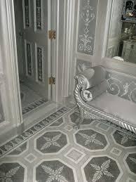 checkerboard u0026 greek key foyer floor u2013 detail 1 u2013 christianson lee