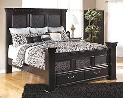 amazon com ashley furniture signature design cavallino mansion