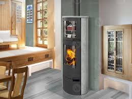 romotop fireplace stove lugo 02 stone with oven romotop