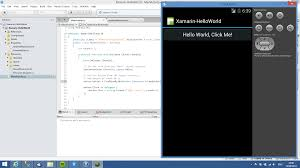 xamarin activity layout hello world xamarin c for android network programming in net