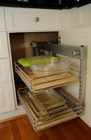 kitchen cabinet storage systems glideware pot pan hanging system kitchen cabinet storage systems
