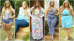 plus size spring lookbook 2015 youtube
