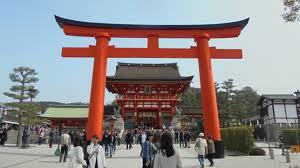day 2 visit to fushimi inari taisho mountain temple and shrines