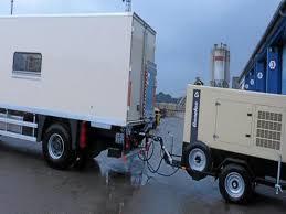 camion cuisine une entreprise construit un camion cuisine pour le roi
