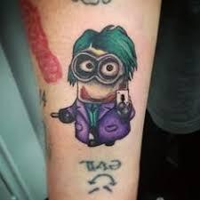 the 007 minion minion tattoo minions and tattoo