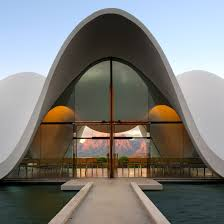 chapel architecture and interior design dezeen