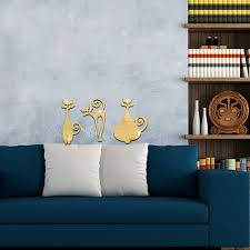 Decoration Cat Wall Decals Home by Compare Prices On Cats Sticker Wallpaper Online Shopping Buy Low