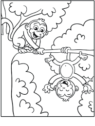 print coloring pages animals monster 13 wishes free printable