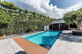 Pool Backyard Design Ideas Backyard Swimming Pool Ideas Home Planning Ideas 2018