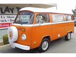 volkswagen orange 1973 volkswagen westfalia camper for sale classiccars com cc