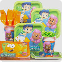 Bubble Guppies Decorations Bubble Guppies Birthday In A Box Party Supplies U0026 Decorations