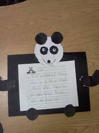 lined writing paper for 1st grade i heart teaching the giant panda i got the lined writing paper here