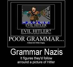Funny Grammar Memes - the grammar nazi natzi funny pinoy jokes atbp