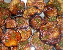 cuisine marocaine recette aubergines frites choumicha cuisine marocaine choumicha