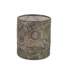 bougie marocaine photophore photophore en métal décor marocain