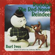 burl ives rudolph the nosed reindeer
