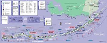 Florida City Map Map Of The Keys Florida Holidaymapq Com