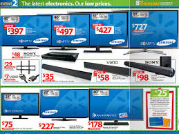 walmart ad thanksgiving day where to find the best tv and home theater black friday deals