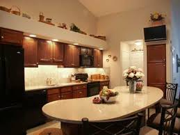 shaped kitchen islands kidney shaped kitchen island woodstar kitchen with kidney shaped