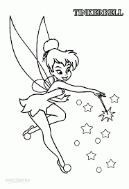 tinkerbell periwinkle coloring pages coloring