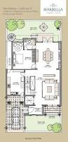 Ground Floor Plan Overview Emmar Mgf Marbella Dc Jain Real Estate Services