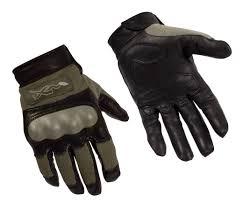 Wiley X Combat Assault Glove Foliage Green