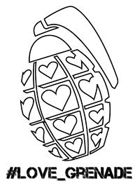 love grenade campaign ramstar designs