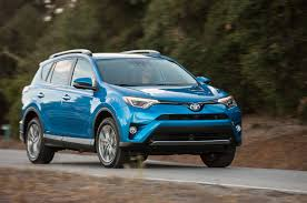 new toyota vehicles 2017 toyota rav4 reviews and rating motor trend