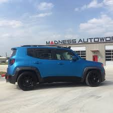 lowered jeep renegade madness autoworks on twitter