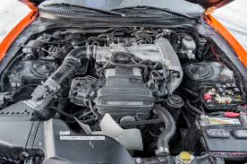 Toyota Ft 1 Engine 1993 Toyota Supra From