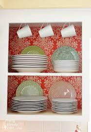 Best Shelf Liners For Kitchen Cabinets by Best 25 Cabinet Liner Ideas On Pinterest Kitchen Shelf