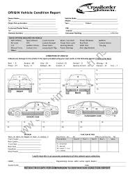 car damage report template car damage report template professional and high quality templates