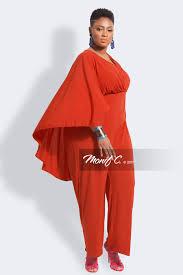 one jumpsuit plus size shop plus size rompers jumpsuit monif c plus size clothing