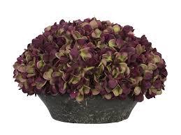 Hydrangea Centerpiece House Of Silk Flowers Hydrangea Centerpiece In Bowl U0026 Reviews