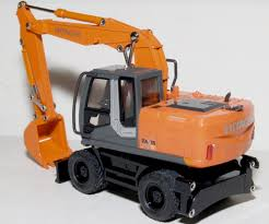 bow modellhandel hitachi zaxis 170w 3 excavator bow modellhandel